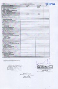 bilans 2 - 2013